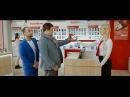 Демис Карибидис в рекламе МТС - Кассирша с косой. ТВ версия