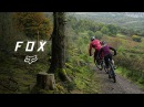 Fox MTB I Bruni Seagrave Lacondeguy takes on Bike Park Wales