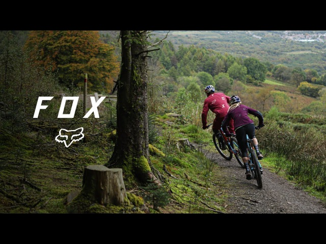 Fox MTB I Bruni, Seagrave Lacondeguy takes on Bike Park Wales