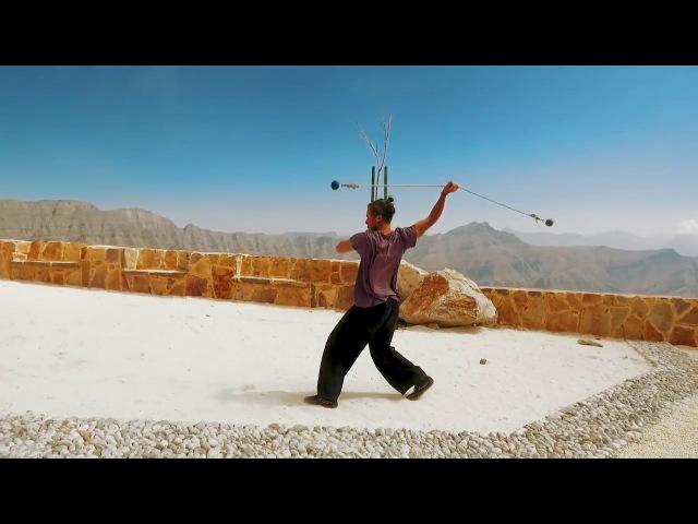 Jebel Jais: On top of UAE Tom's Meteor-fu