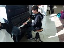 Requiem for a Dream - Street Piano Prague