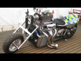 Insane V8 Engine Motorcycles