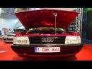 Audi 100 (Type 44 C3) 1987 Tuning 55kW 75 ps 16 Porsche S4 winterdeckel 8j x R16