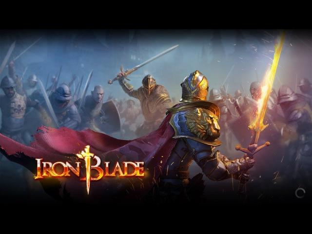 Iron Blade: Средневековье - Начинаем вливаться в сюжет