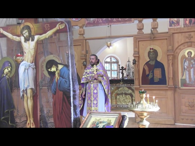 О страхе настоящем и ложном в день памяти Иоанна Лествичника. Священник Игорь Сильченков