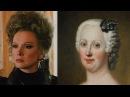 Герои Виват, гардемарины в подлинных портретах маслом (Гардемарины-2)