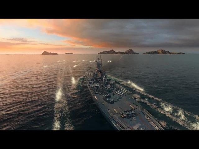 World of warships Alabama торпедная карусель z1ooo