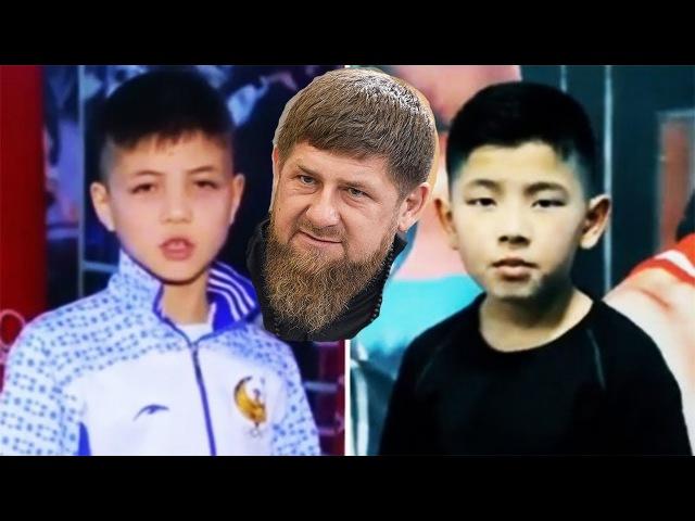 Узбек ответил казаху вызвавший на бой сыновей Кадырова