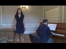 Anna Karamavrova - Arie Vidit suum - G.B. Pergolesi Stabat mater