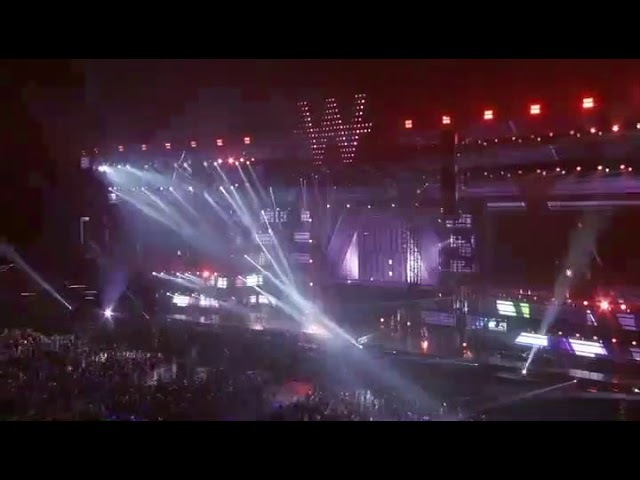 AAA DOME TOUR 2017 WAY OF GLORY in東京ドーム GAME OVER