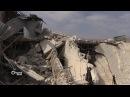 Ополченцы режима сосредотачивают свои воздушные бомбардировки на жилых кварталах восточного Ghouta