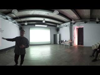 Панорамное видео: Постный Public Talk   Пермь 18.02