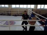 Третий бой ММА часть два с Чемпионом России по арб