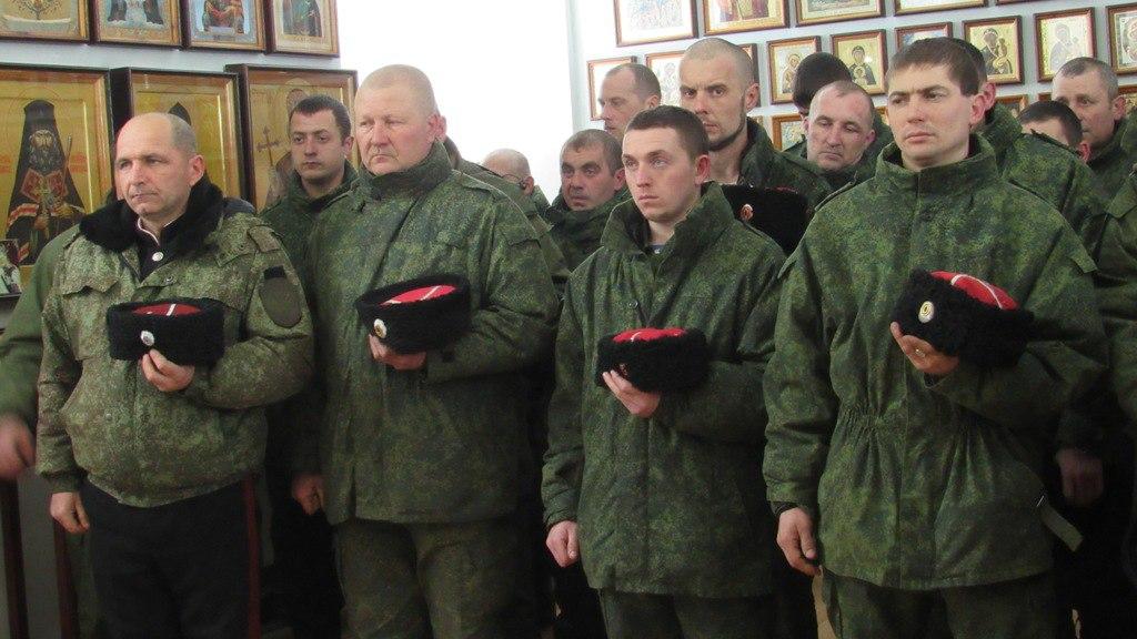 Жители ЛНР помянули жертв расказачивания послереволюционного периода России