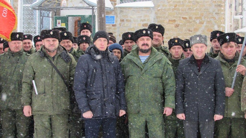 Стахановские казаки попросили у главы Республики закон о казачестве
