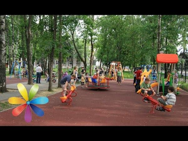 Детская площадка: как сделать собственноручно? - Все буде добре - Выпуск 477 - 13.10.2014