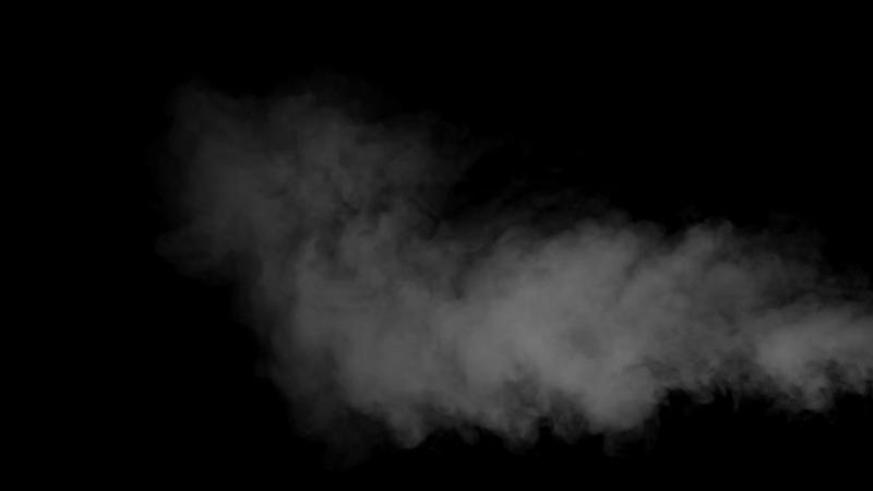 1.Футаж-Дым