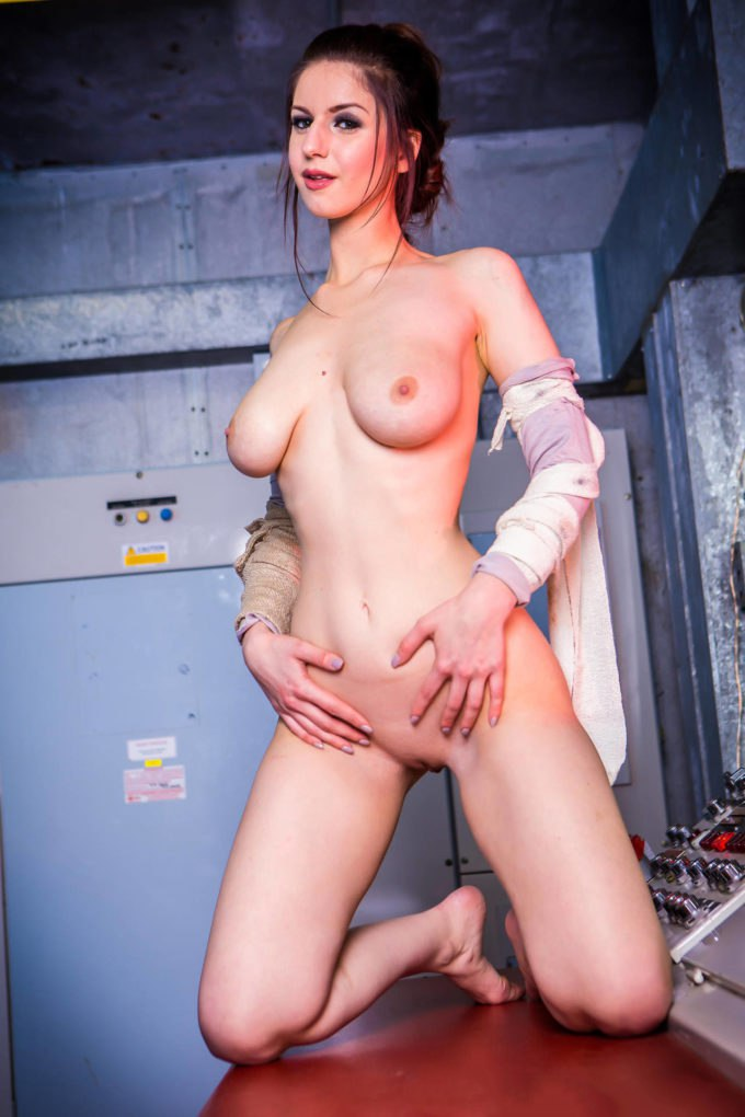 Hot naked chick fucking