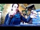 Bijoux en Macramé sertir une pierre tutoriel en français