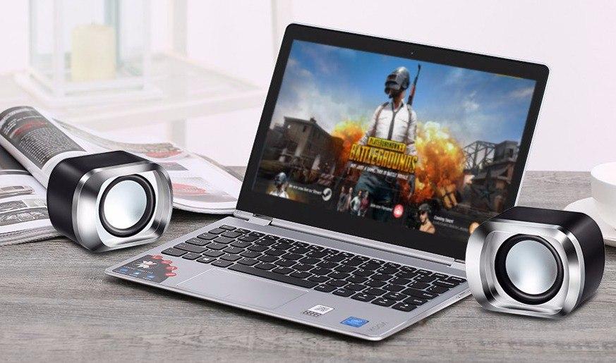Классные Колонки для Ноутбука
