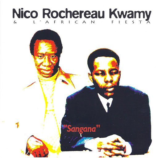 Nico альбом Sangana (feat. L'African Fiesta)