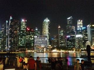 Adventure of my lifetime! Singapore