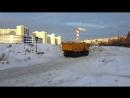 мкр Авиаторов - Свалка снега.