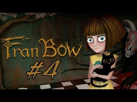 Прохожление Fran Bow 4 Фрэн снова человек.