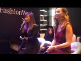 Mercedes-Benz Fashion Week: public talk c Линой Дембиковой