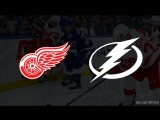 Detroit Red Wings Tampa Bay Lightning, 16.02.2018