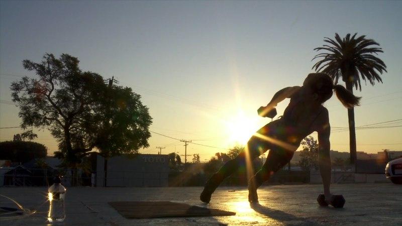 Zuzana Light - ZWOW 2 Time Challenge (Part 2 of 2) 1-26-2012