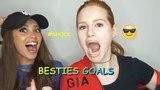 madelaine + vanessa | besties goals