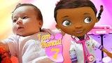 Baby born &amp baby doll babysitter.