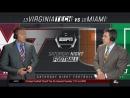 NCAAF 2017 / Week 10 / (13) Virginia Tech Hokies - (10) Miami Hurricanes / 2H / 04.11.2017 / EN