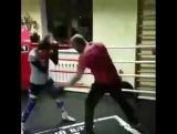 Осетинка из UFC [IRTube]