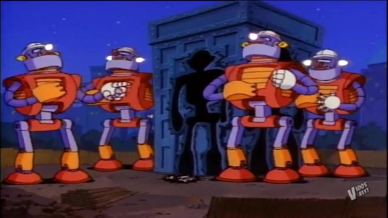 Утиные истории • Похитители Роботов (Серия 10)