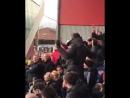 Carras enjoying the away end today! 😀 MUFC(