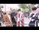 [RUS SUB] Spotted at Musicbank (CROSS GENE cut)