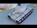 Танк на радиоуправлении КВ-2 обзор игрушки Tank KV - 2