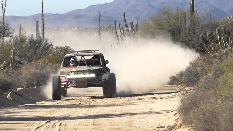 The New BFGoodrich T A KO2 Baja Launch Event