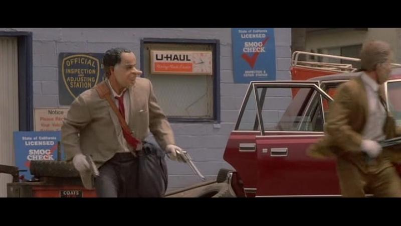 НА ГРЕБНЕ ВОЛНЫ. / Point Break. (1991)