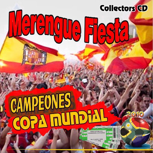 fiesta альбом Merengue Fiesta