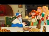 «Три богатыря и принцесса Египта», мульт. (6+)
