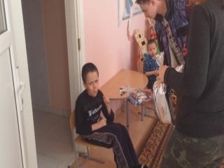 Детский Дом Интернат - Для Умственно Отсталых Детей