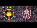 FCSB Vs CFR Cluj 1 1 HD Liga 1 Betano Etapa 7 Play Off 29 04 2018