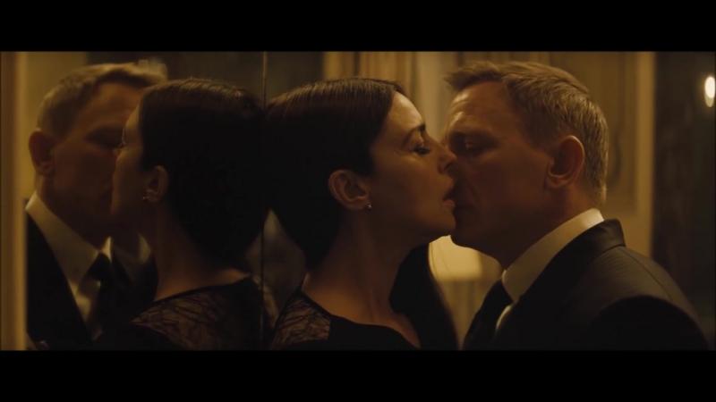 007- СПЕКТР - Сцена 4-10 (2015) HD