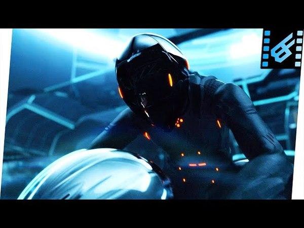 Sam vs Rinzler | Tron Legacy (2010) Movie Clip