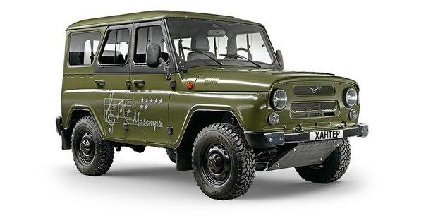 Всем знакомый бренд УАЗ ❤❤❤ Ульяновский автомобильный завод – УАЗ сп