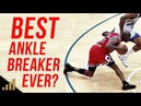 How to: ANKLE BREAKER Michael Jordan Crossover Moves World's Best Basketball Scoring Moves