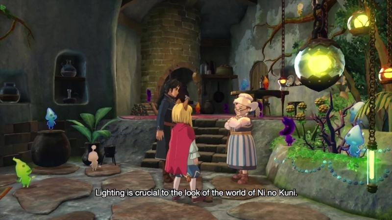 3DNews Ni no Kuni II_ Revenant Kingdom - Свет и тени (Перевод)